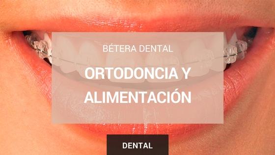 alimentacion ortodoncia